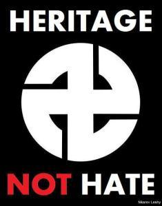 Herança e não ódio