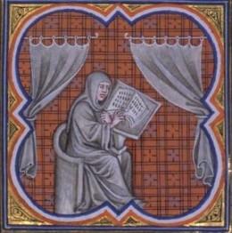 Einhard o escriba