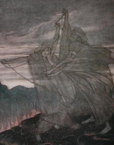 as-nornas-por-arthur-rackham-1911