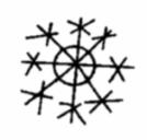 Um símbolo muito antigo AM 158 4to