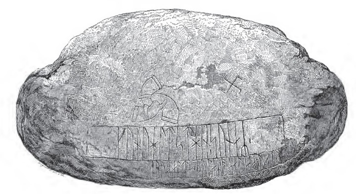 snoldelev_stone_drawing